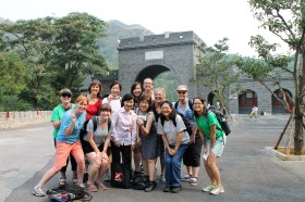 China with co-teachers